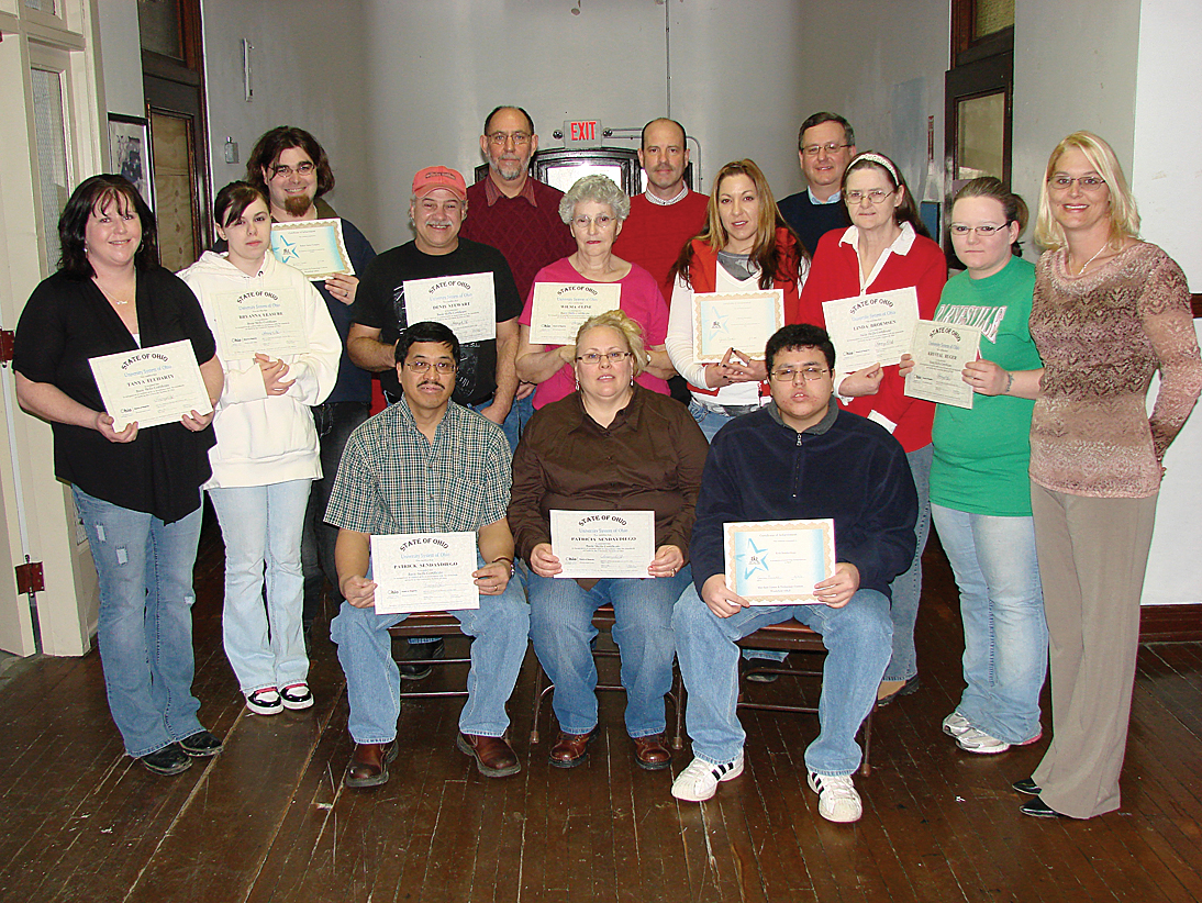 Participants in the Adult Basic Literacy Education (ABLE) program were ...